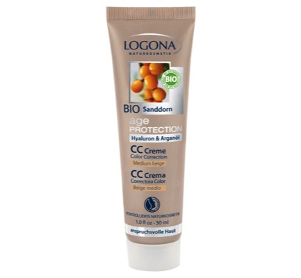 Age protect CC creme medium beige