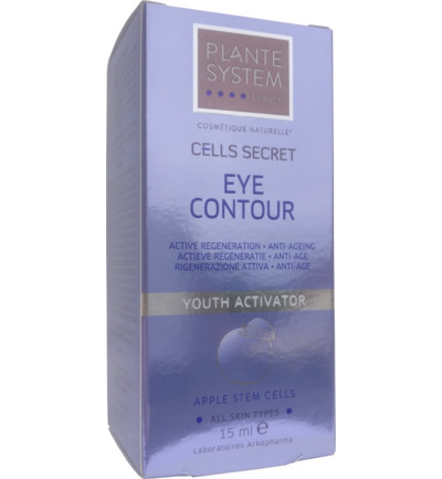 Cells secret oogcontour creme