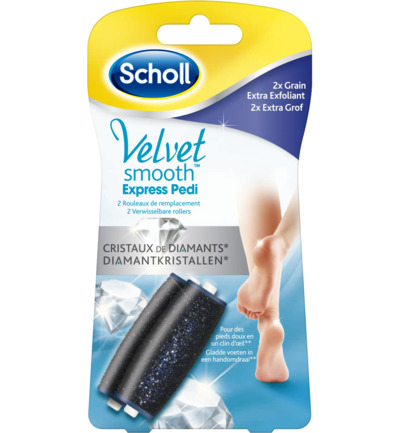 Velvet smooth refill grof diamond