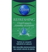 Refreshing eyedrops
