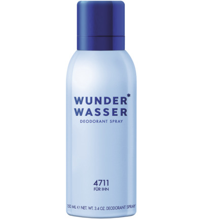 Man wunderwasser deodorant spray