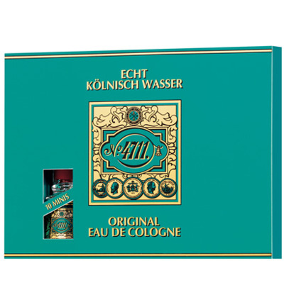 Eau de cologne party pack 3 ml
