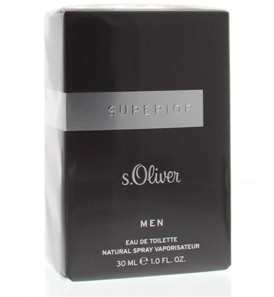 Man superior eau de toilette spray