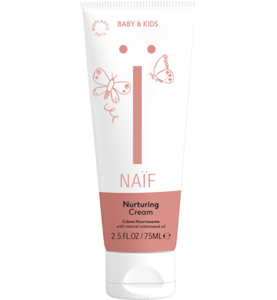 Naïf Nurturing Baby Cream, 75 ml