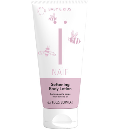 Baby softening body lotion