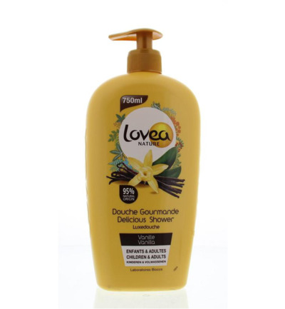 Shower gel vanilla