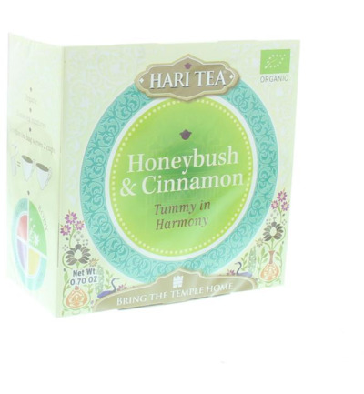 Tummy in harmony honeybush & cinnamon