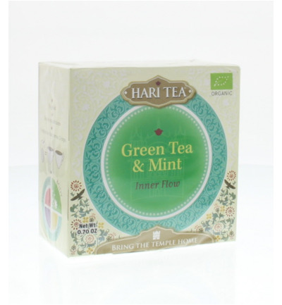 Inner flow green tea & mint