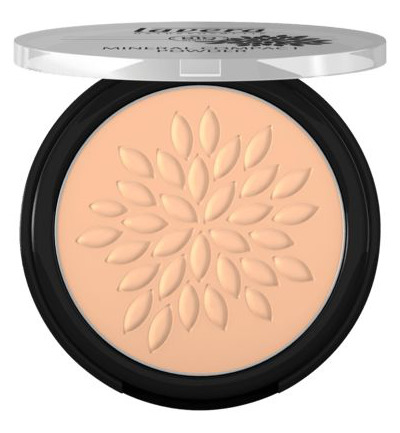 Compact powder honey 03