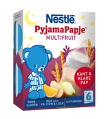 Pyjamapapje op stap multifruit 250 ml