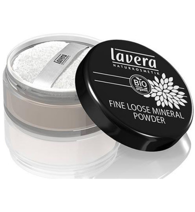 Fine loose powder