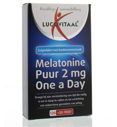 Melatonine 2 mg