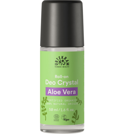 Deodorant crystal roll on aloe vera