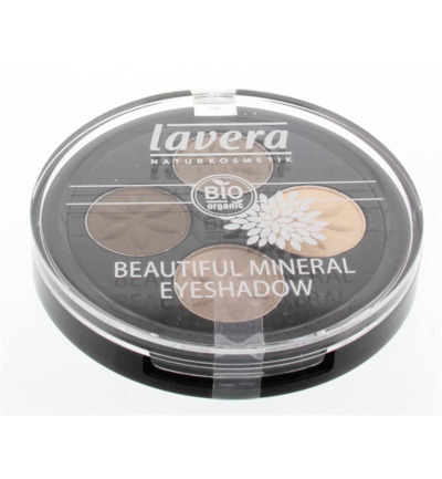 Eyeshadow beautiful quattro capuccino cream 02