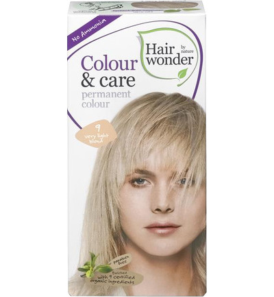 Colour & Care very ligth blond 9