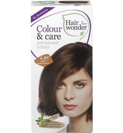 Colour & Care dark copper mahogany 6.45