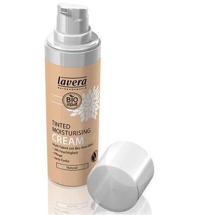 Tinted moisture cream 3 in 1