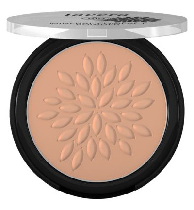 Compact powder almond 05