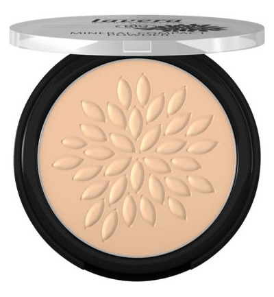 Compact powder ivory 01