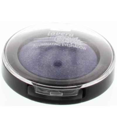 Eyeshadow illuminating blue galaxy nr 03