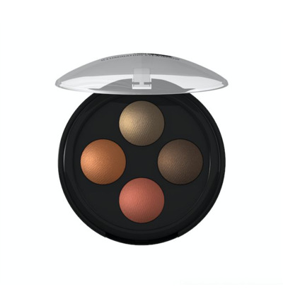 Oogschaduw/eyeshadow illumin quattro indian 03