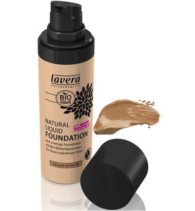 Liquid foundation almond amber nr 05