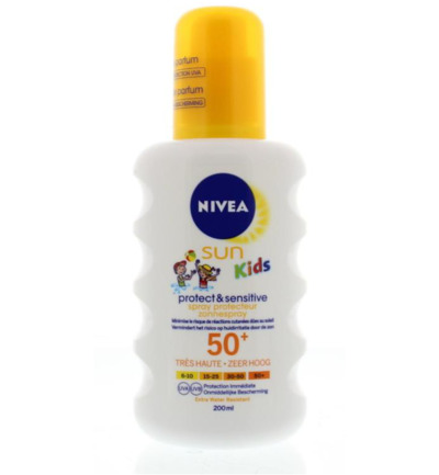 Sun protect & sensitive child spray SPF50