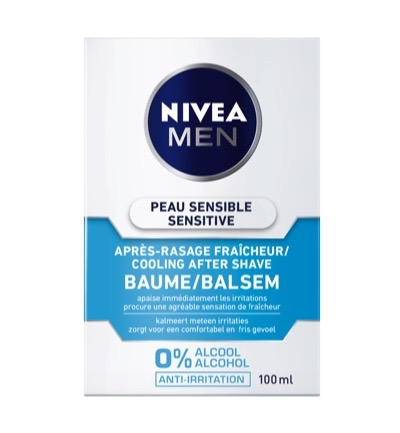 Nivea Men Aftershave Balsam Sensitive Cool 100ml