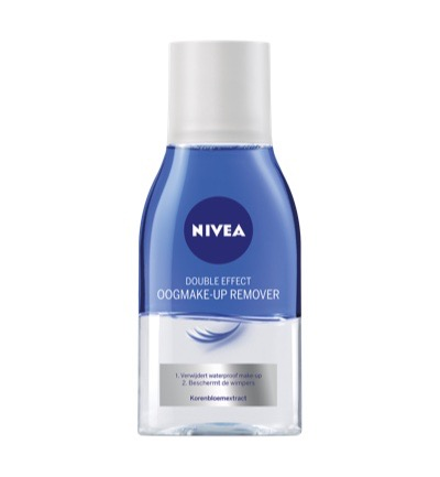 Nivea Visage Oogmake-Up Remover Double Effect 125ml