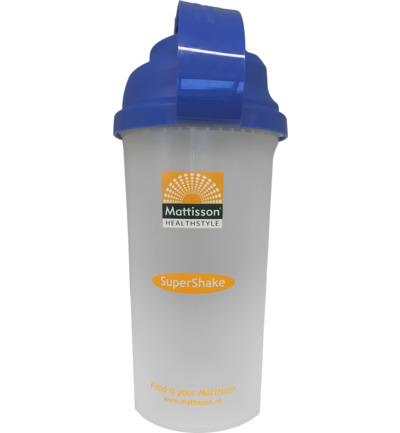 Supershaker shake beker