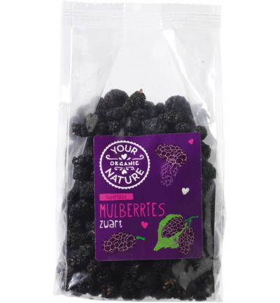 Mulberries zwart
