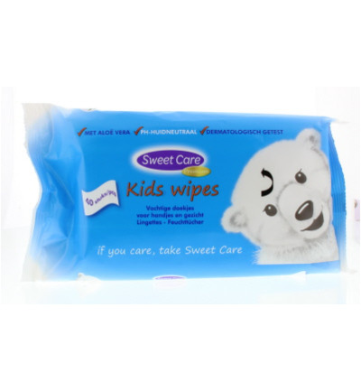Kids wipes hand & gezicht