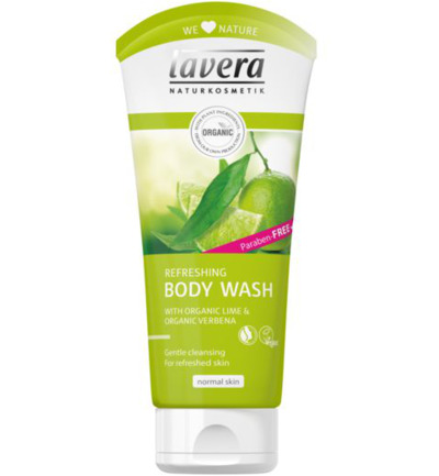 Douchegel/ body wash refreshing lime & verbena