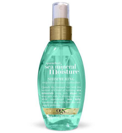 Sea mineral weight repair conditioner