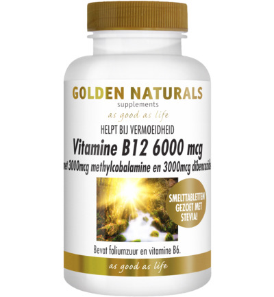 Vitamine B12 mythyl debencozide