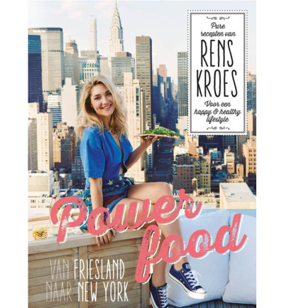 Powerfood Van Friesland naar New York Rens Kroes