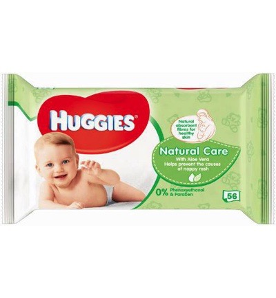 Wipes naturalcare