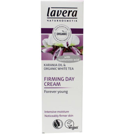 Daycream firming karanja oil & white tea