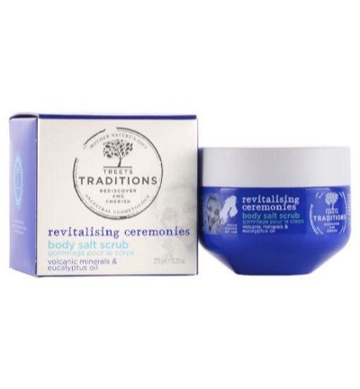Revitalising Ceremonies salt scrub