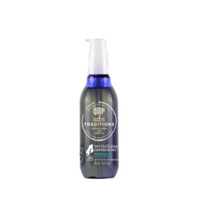 Revitalising Ceremonies massage oil