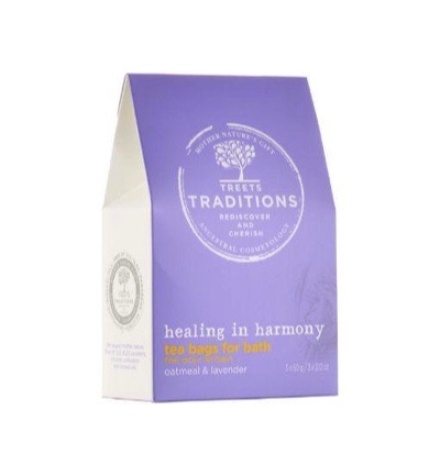 Healing in Harmony bath tea