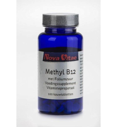 Methyl B12 foliumzuur