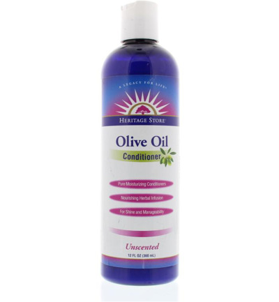 Olive oil conditioner