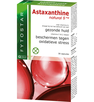 Astaxantine natural 5 mg ACE
