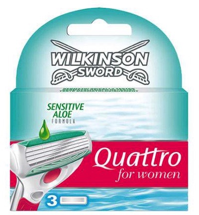 Quattro woman sensitive mesjes
