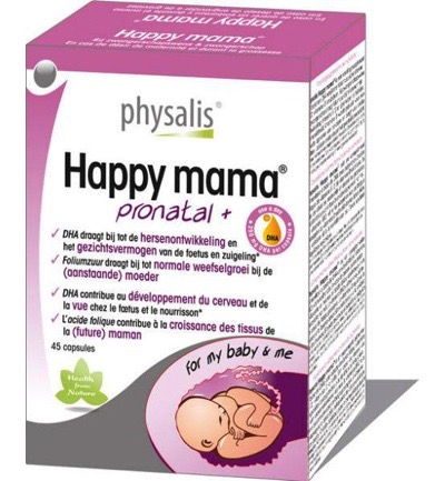 Pronatal + happy mama