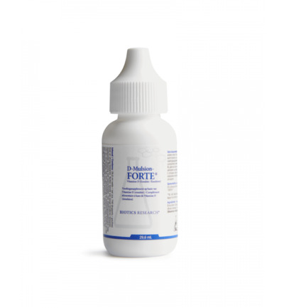 Biotics Bio D Mulsion Forte 2000ie 50 Mcg (29.6ml)