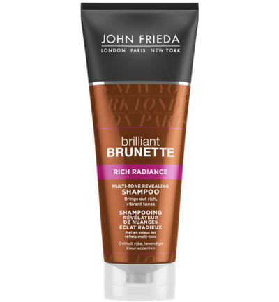 Brilliant Brown shampoo rich radiant