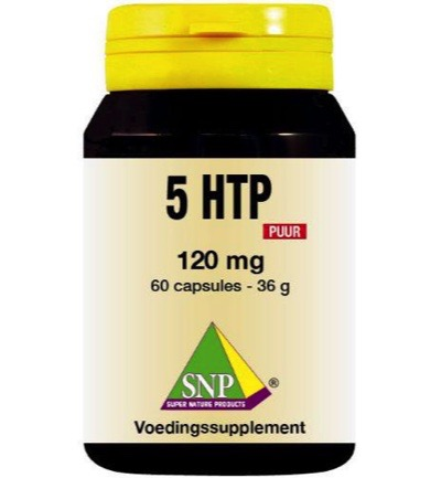 5 HTP 120 mg puur