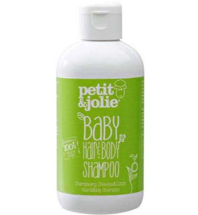 Baby shampoo hair & body